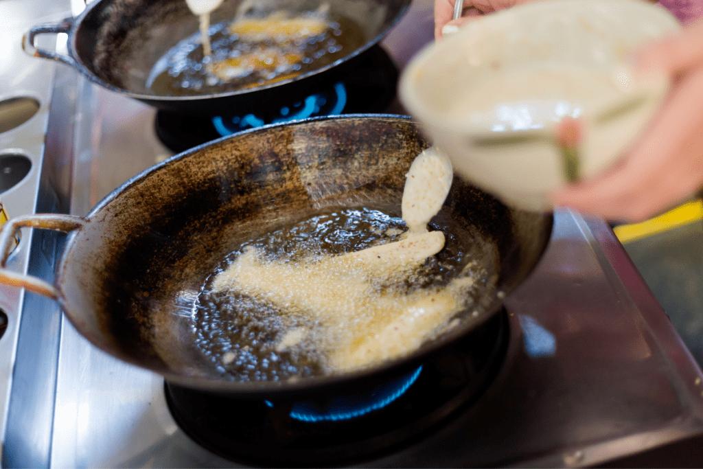 Cooking Methods - Deep Fry