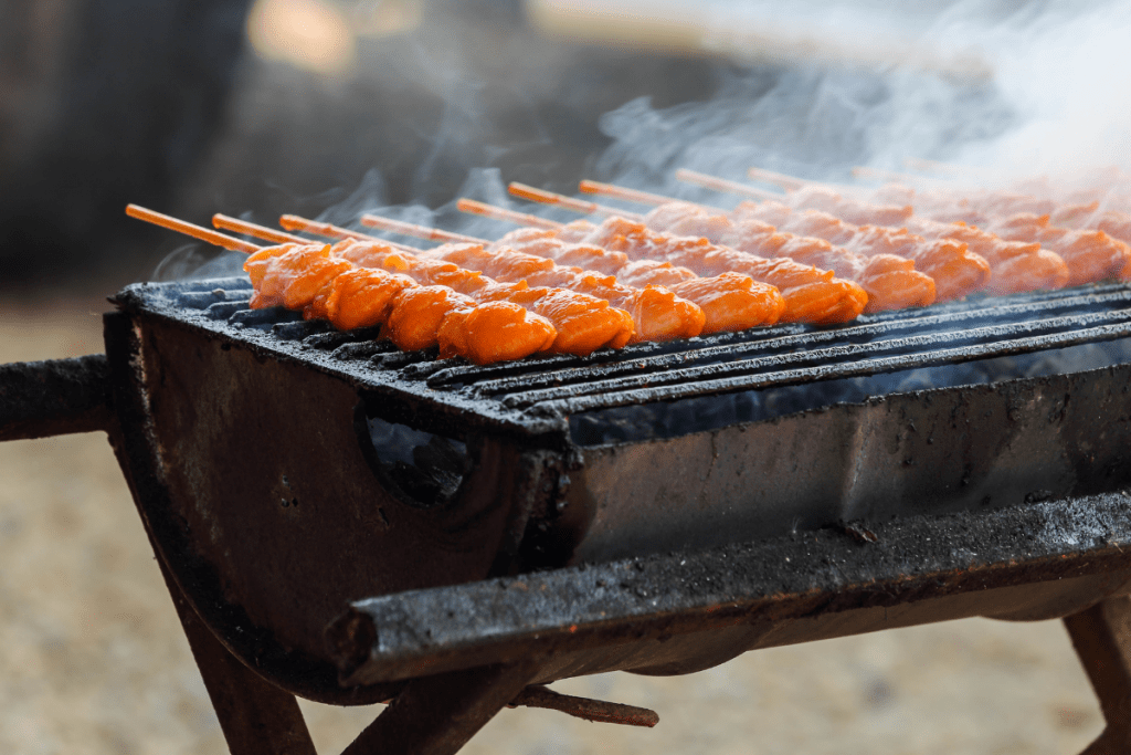 Cooking Methods - Grill