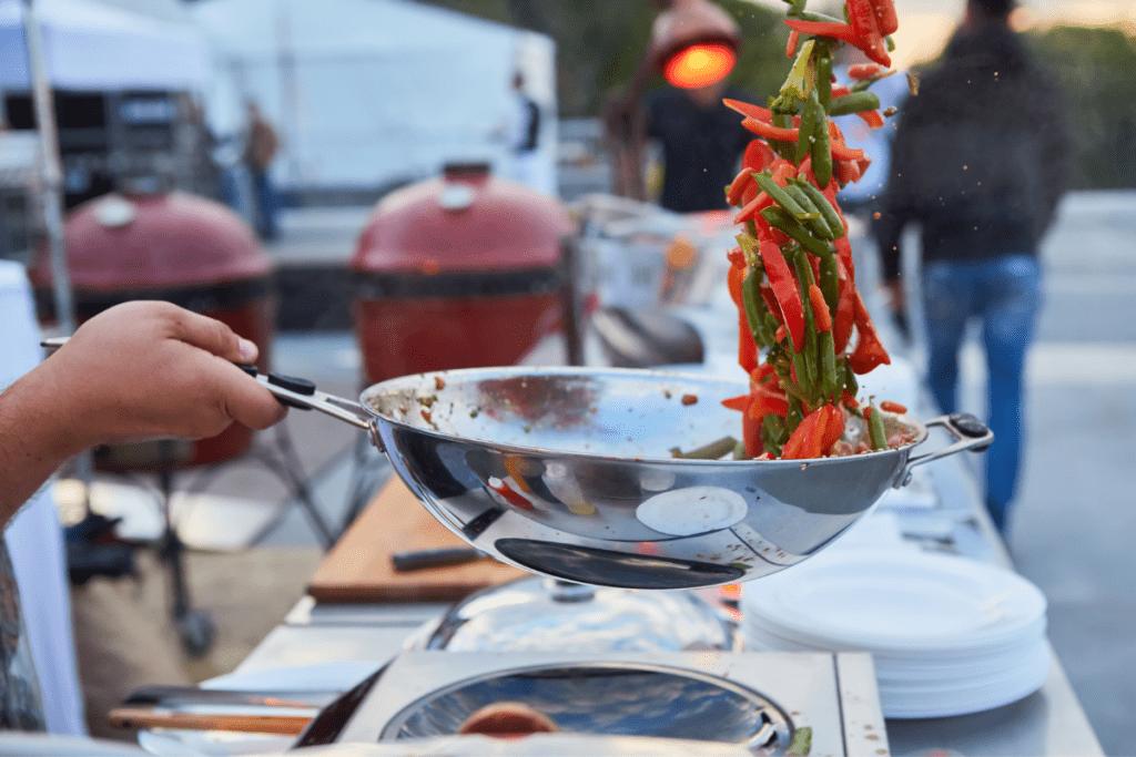 Cooking Methods - Saute