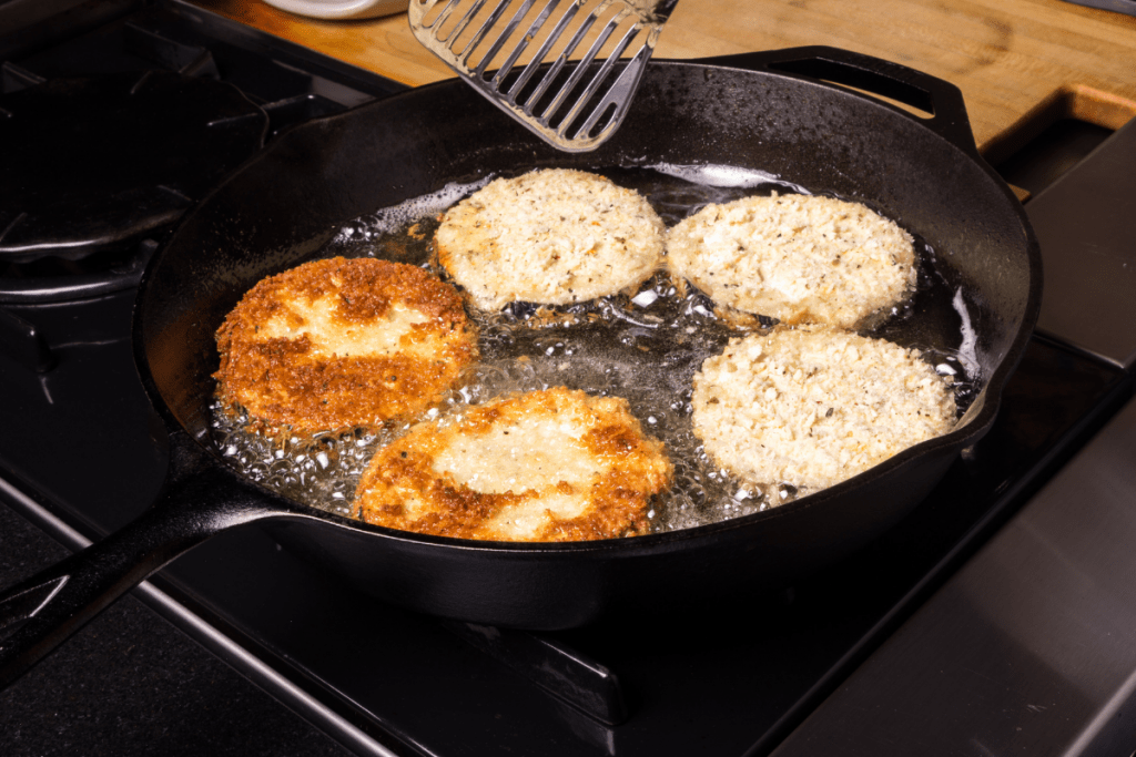 Cooking Methods - Shallow Fry